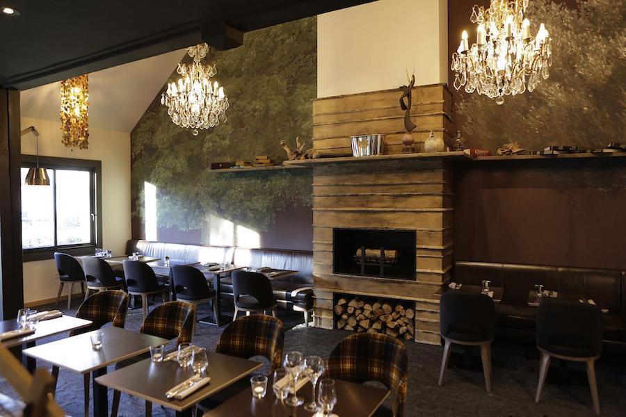 Salle restaurant Auberge du barrez