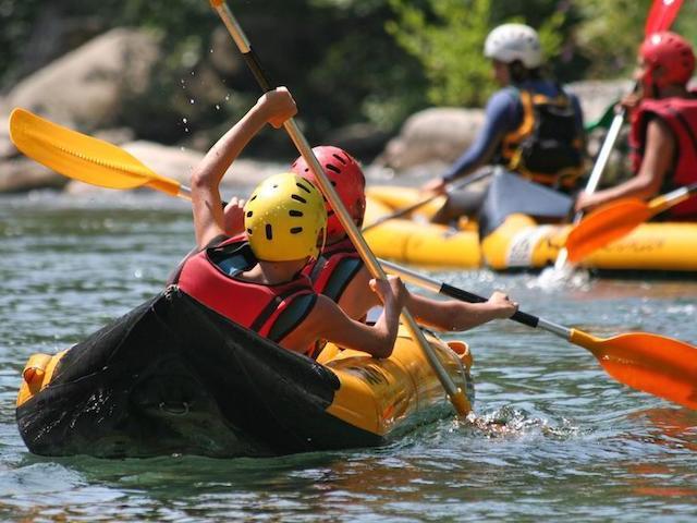 Canoë-kayak à Entraygues